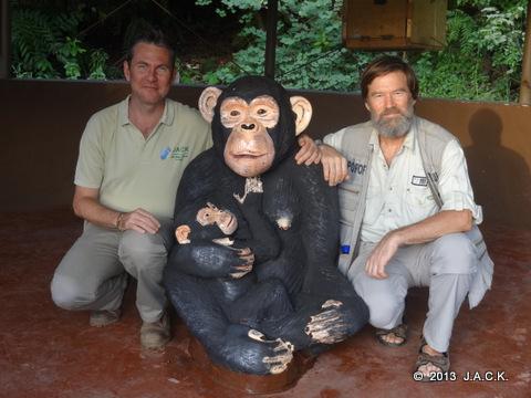 Franck & Dr Ian